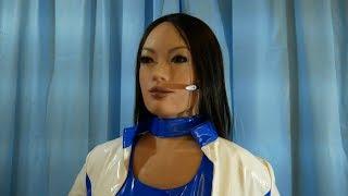 Actroid Haruka 「アクトロイド はるか」(static) @ EXPO 2005 Museum (2017.12) [4K]