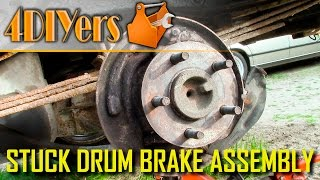 3 Reasons for a Brake Drum to Stick