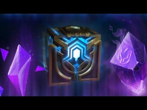 Опенкейс 64 сундуков // League of Legends thumbnail