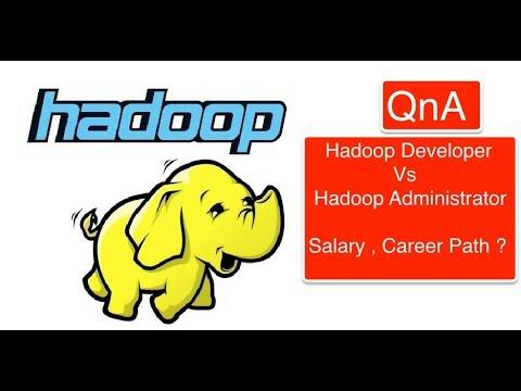 QnA | Hadoop Developer vs Hadoop Administrator | Big Data | Salary, Career Path