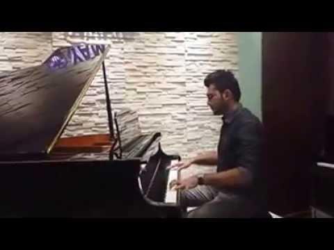 Teri Galliyan - Ek Villain (Grand Piano Cover)
