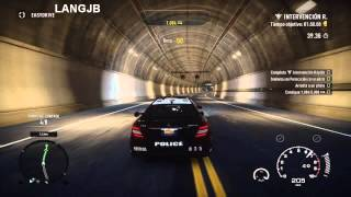 Need For Speed The Rivals Gameplay test LANGJB PC
