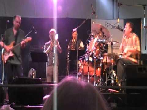 Stage fright, Last Waltz Tribute Show, Kitchener Blues Festival 2011
