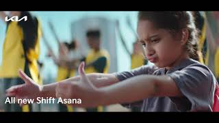 International Yoga Day   All new Shift Asana