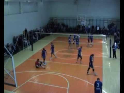2013.04.06 Campionatul Republicii Moldova la volei masculin a luat sfîrşit !