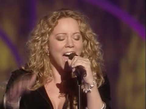 Mariah Carey  Through The Rain Live  Fame Academy 2002
