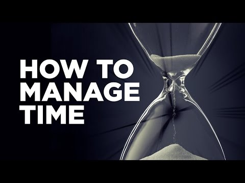 How to Manage Time - Young Hustlers