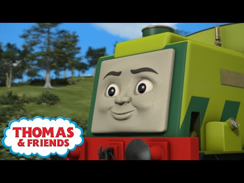 Thomas & Friends™ | Scruff's Makeover | Thomas The Tank Engine | Kids Cartoon