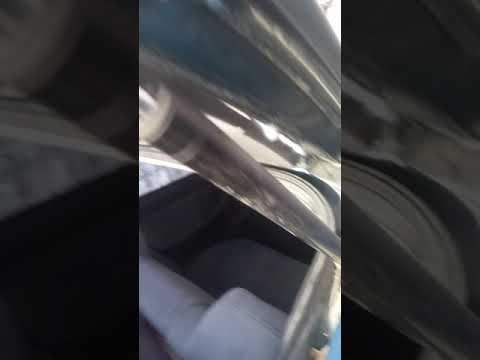 Как снимать упоры ,амортизаторы крышки багажника,МАЗДА 626 КРОНУС