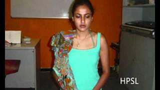 Repeat youtube video Udari Warnakulasuriya Caught At ODEL Video by ODEL