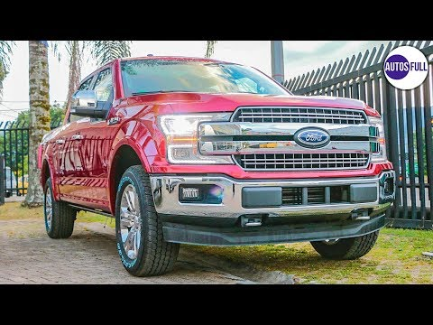 Ford F-150 Lariat 2018 | Complete Review