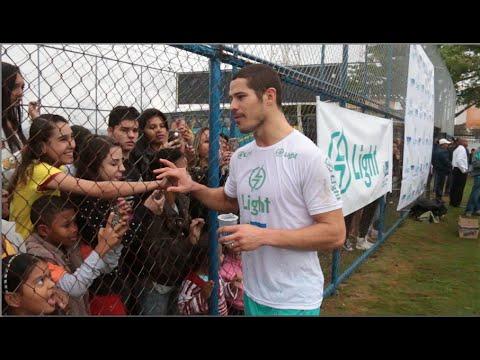 Futebol dos Artistas em Volta Redonda 2015