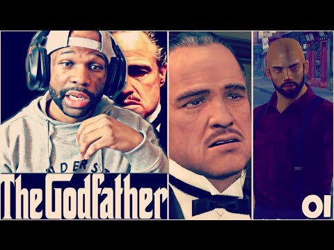 The Godfather Gameplay Walkthrough Part 1 - An Offer You Can't Refuse Brethem