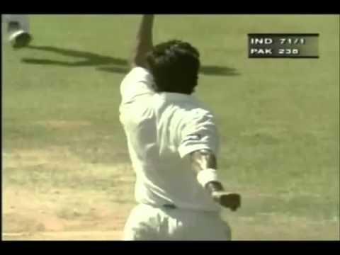 Ind vs Pak, Wasim Akram Vs Sadagopan Ramesh
