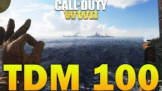 TDM 100 In COD WW2 - How Does It Play?