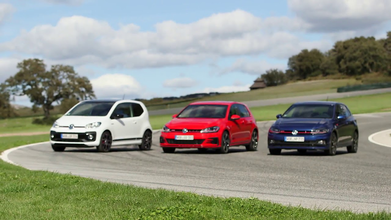 vw gti driving experience in malaga youtube. Black Bedroom Furniture Sets. Home Design Ideas