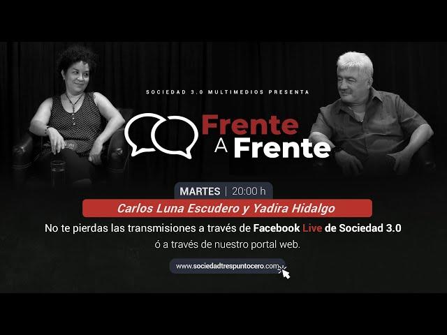 Frente a Frente - Yadira Hidalgo