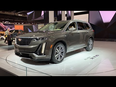 all-new Cadillac XT6 Premiere REVIEW – this instead of the Escalade?