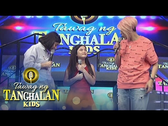 Tawag ng Tanghalan Kids: Vice notices something in Anne