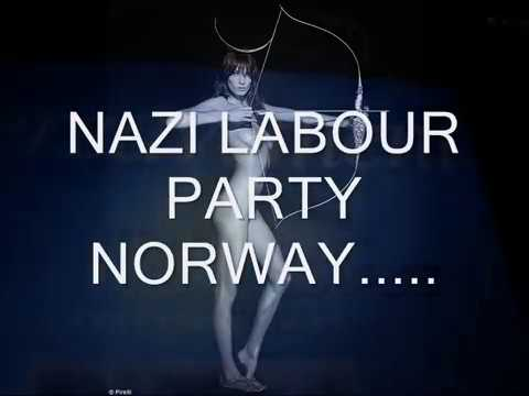 Nazi Labour party Norway