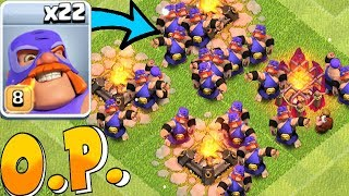"HE iS tOO Strong!!""Clash Of Clans"" ALL EL PRIMO in COC!!"