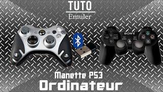 [FR]Tuto manette de PS3 sur pc + BlueTooth