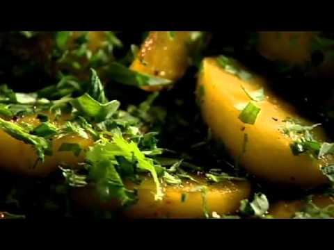 Foie Gras With Caramelised Apples - Gordon Ramsay