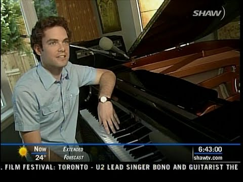 Jesse Thomas Brown - TV Interview by David Lennam - The Daily - Sept., 2011