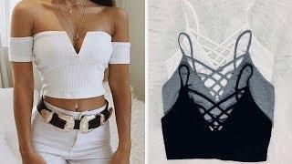 DIY Transforma tu ropa vieja en nueva!