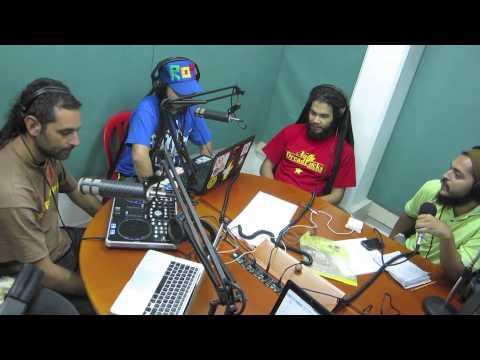 90 DEGREE SOUND IN COLOMBIA @ NATTY DREADLOCKS RADIO SHOW