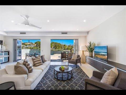 Stylish Urban Riverfront Residence in Brisbane, Australia