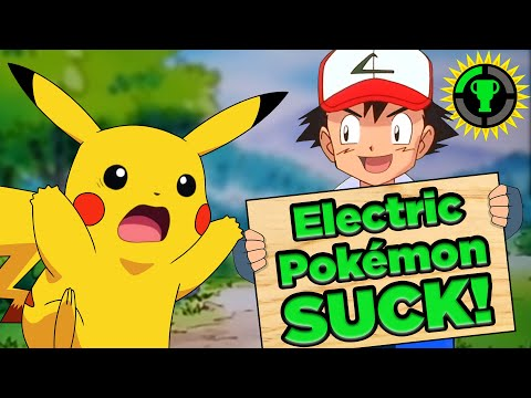 Game Theory: Pokemon - Why Pikachu is SHOCKINGLY Terrible! (Pokemon Sword and Shield)