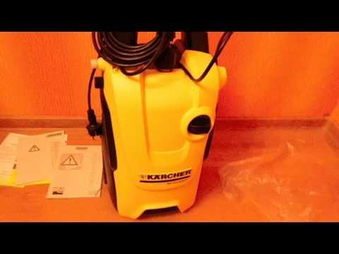 Онлайн Трейд.РУ Мойка высокого давления Karcher K 5 Compact (1.630-720.0)