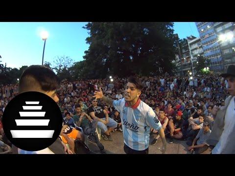 MKS vs DUKI - 4tos Fecha 8 (Torneo 2016) - El Quinto Escalon