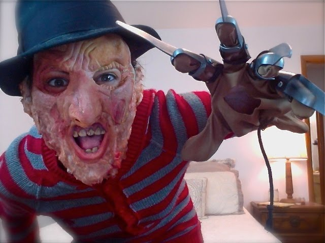 Freddy Krueger Makeup Kit - Mugeek Vidalondon