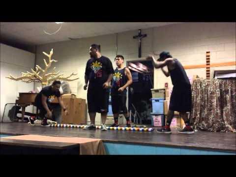 Hip Hop & Modern Tinikling: Uptown Funk