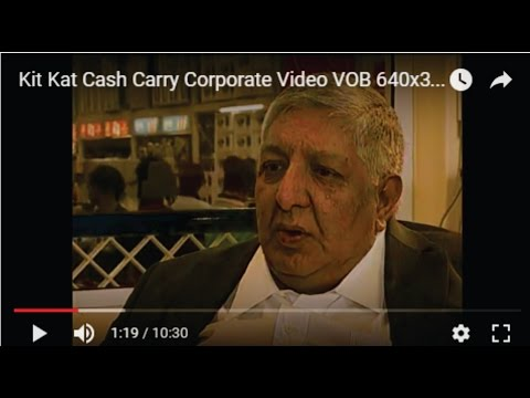 Kit Kat Cash   Carry Corporate Video VOB 640x360