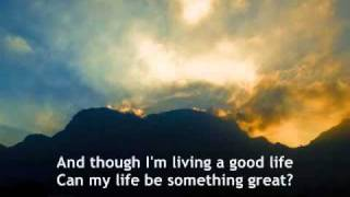 Mercyme - In the Blink of an Eye lyrics