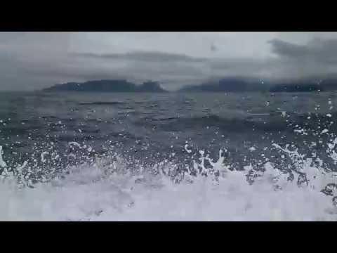 Cruce en gomon desde Ilha Do Campeche a Praia Campeche