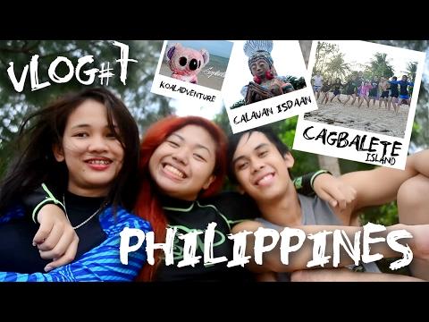 Cagbalete Island Philppines 2017 + Calauan Isdaan Park   Travel (Vlog#7)