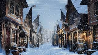 1 Hour Relaxing Harry Potter Winter/Christmas Music
