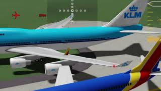 ENCORE UN AUTRE VOL OCCASIONNEL ( FLIGHTLINE ROBLOX