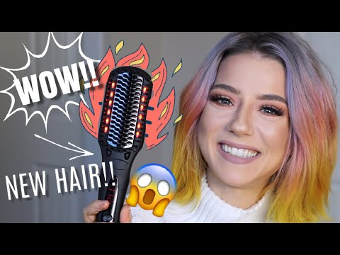 new-hair!!-|-grwm