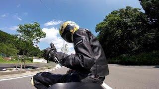 【PV】バイクは良いぞ!GoProは良いぞ! -compilation film Ⅶ-【GSR400】