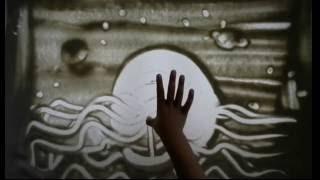Песочная Анимация#Кривой Рог #Гулый Роман#