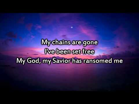 Amazing Grace (My Chains are Gone) - Instrumental with lyrics