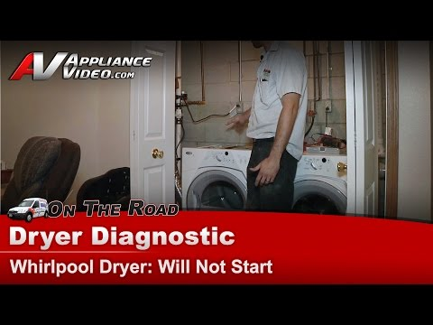 whirlpool,-maytag-&-roper-dryer-diagnostic---will-not-start---wed8300sw0