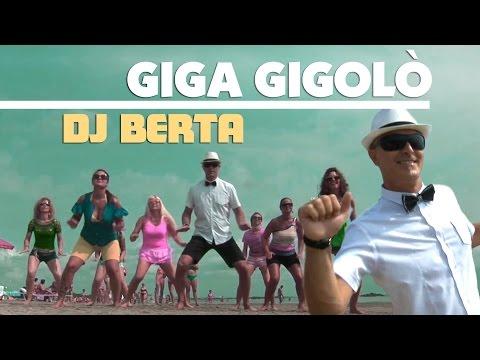 Balli di gruppo 2016 - DJ BERTA - GIGA GIGOLÒ - Nuovo tormentone disco line dance 2016