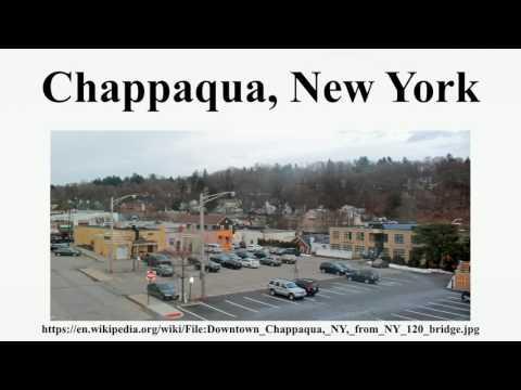Chappaqua, New York