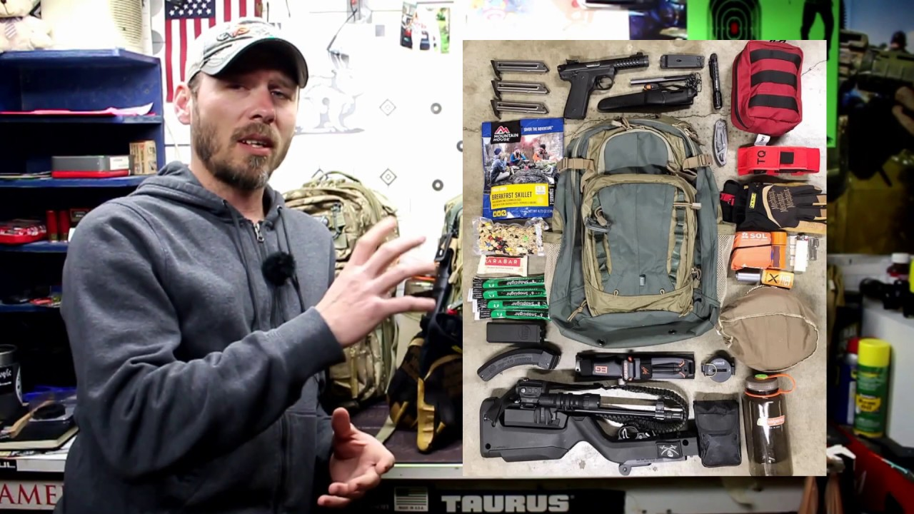 511 Covert 18 Load out EXCELLENT discrete pack
